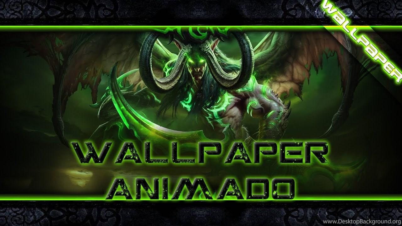 World Of Warcraft Legion Wallpapers Animado Full Hd 1080p