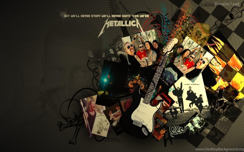 Metallica Master Of Puppets Wallpapers Desktop Background