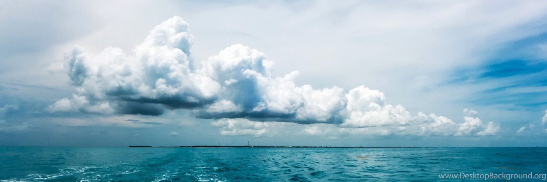 ocean clouds wallpapers twitter header resolution wallpapers hd pub