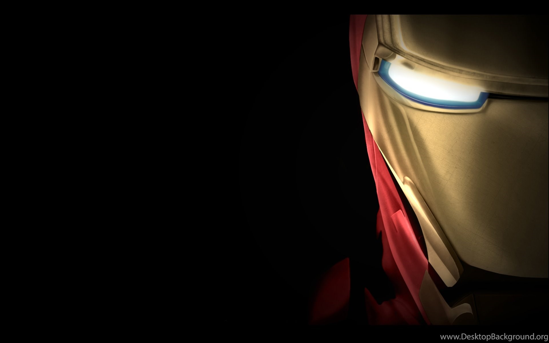 Iron Man Mask Online Wallpapers Hd Desktop Background