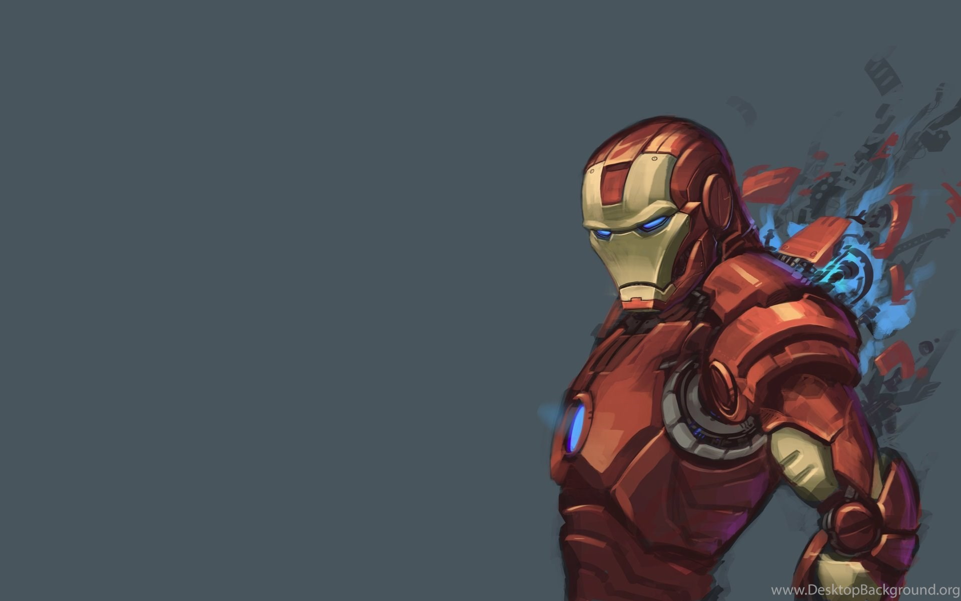 iron man ic original wallpaper hd 1244—933