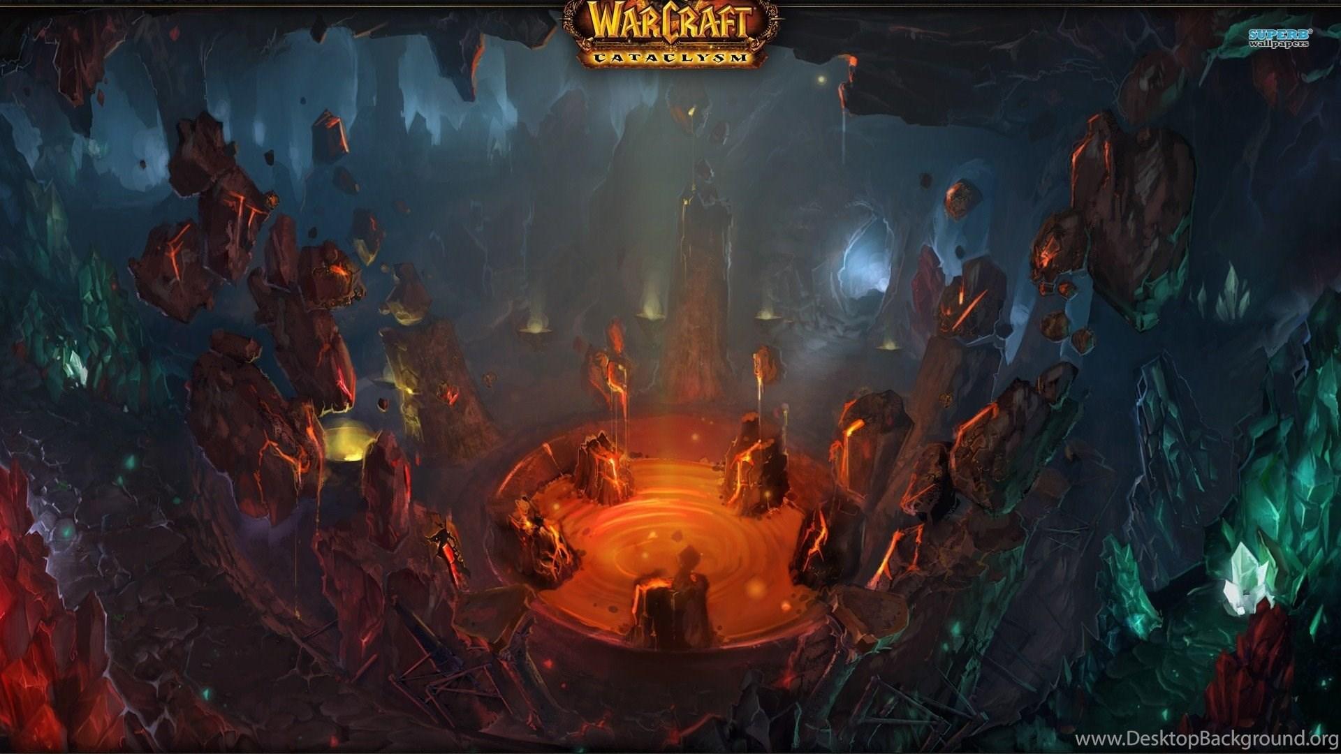 World Of Warcraft Cataclysm Wallpapers Game Wallpapers Desktop
