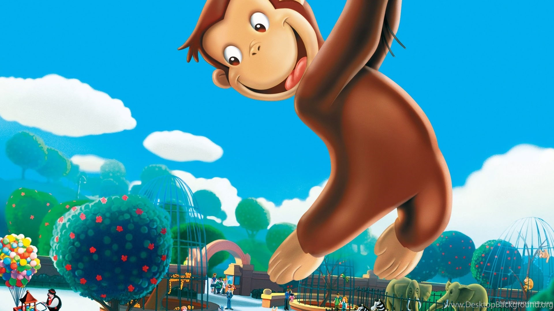 curious george wallpapers wallpapers