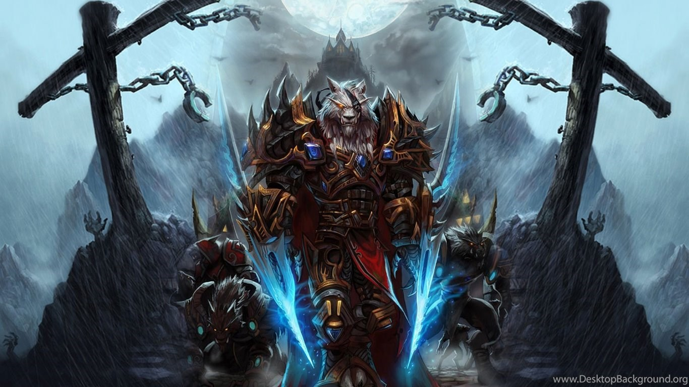 Laptop 1366x768 World Of Warcraft Wallpapers Hd Desktop
