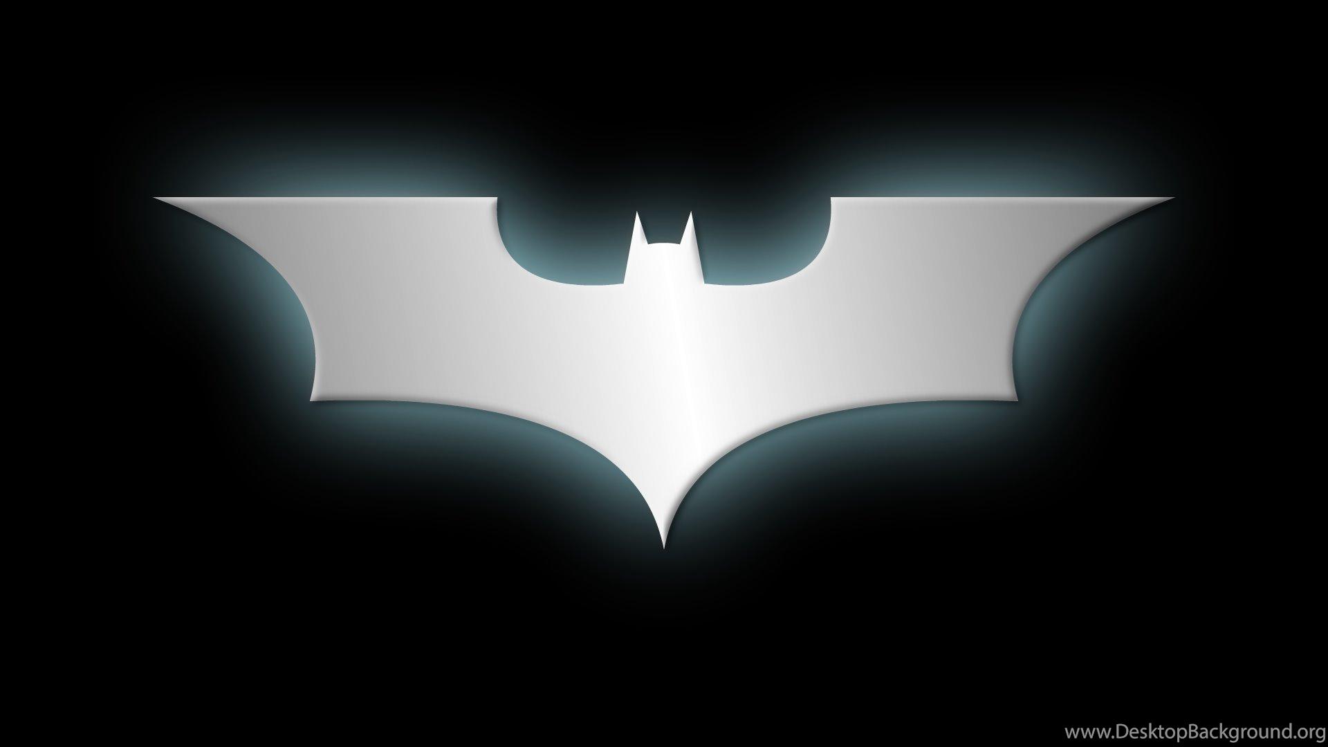 Batman Logo Dark Knight Wallpapers Desktop Background