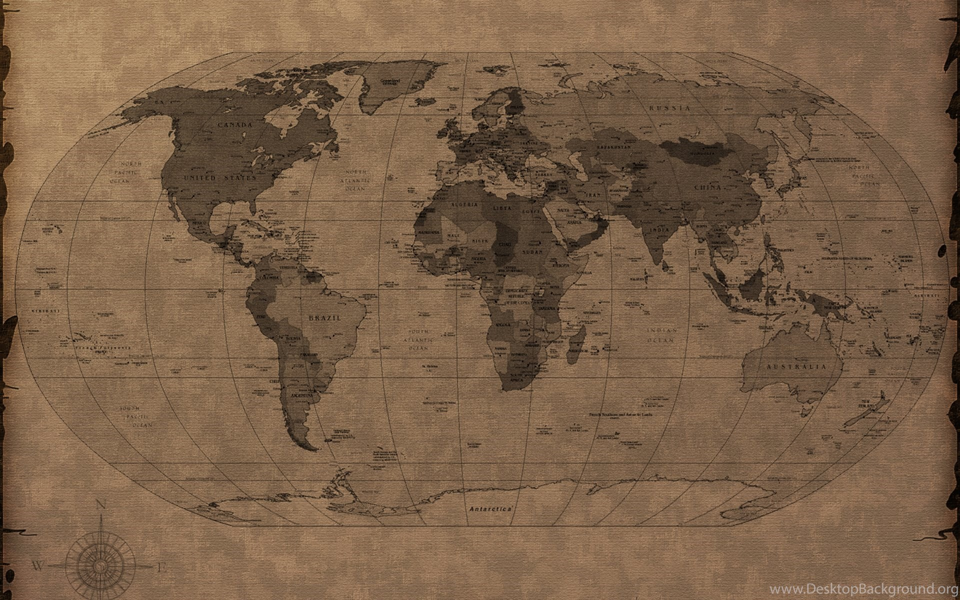 Awesome world map wallpapers hd wallpapers desktop background widescreen gumiabroncs Images