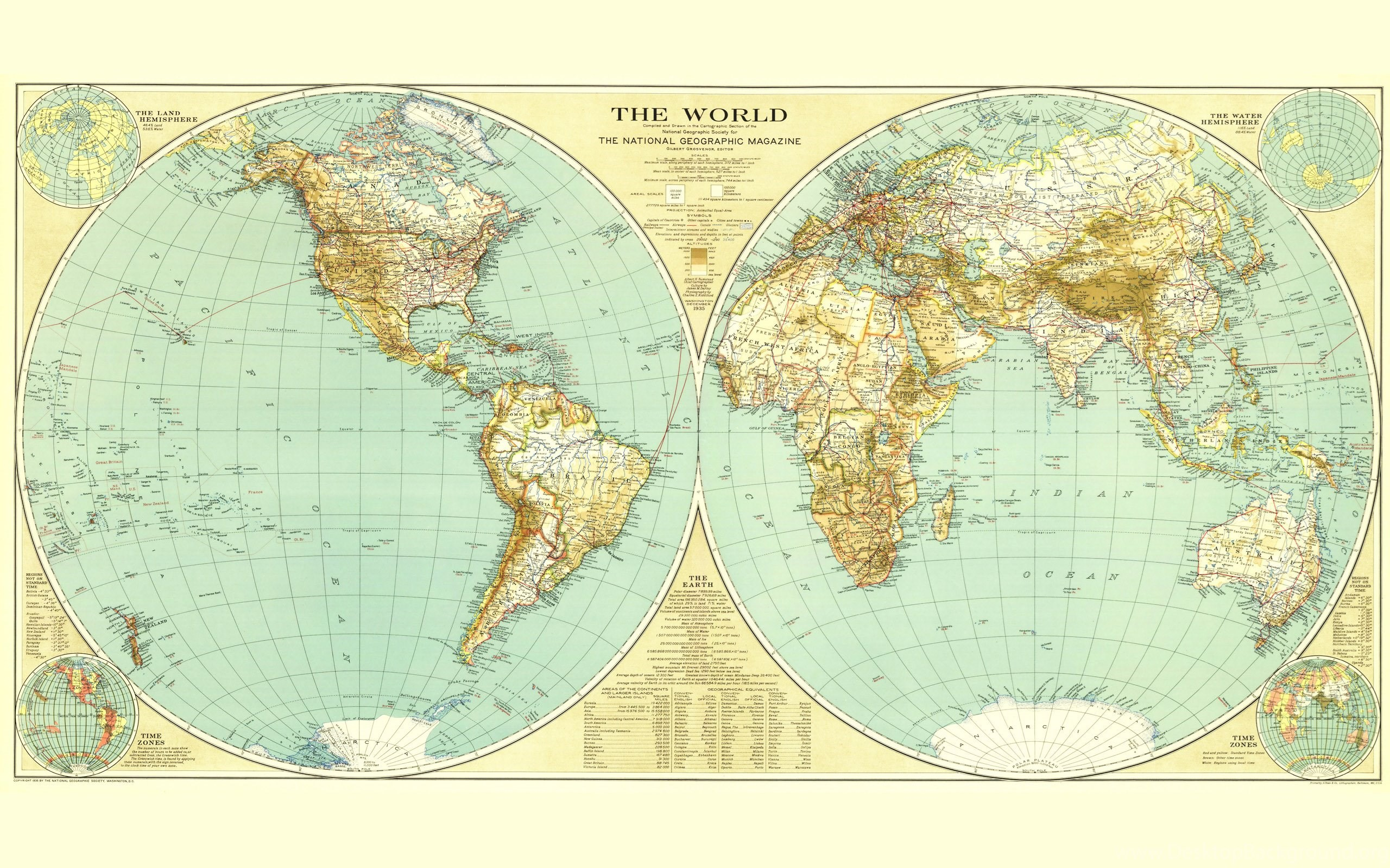 World map poster large 2560x1600 hd wallpapers and free stock widescreen gumiabroncs Image collections
