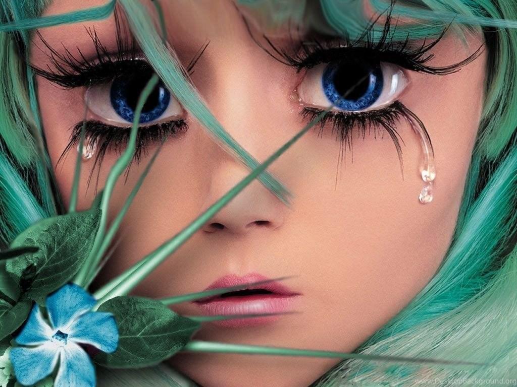 Приглашения, картинки плачет девушка про жизнь