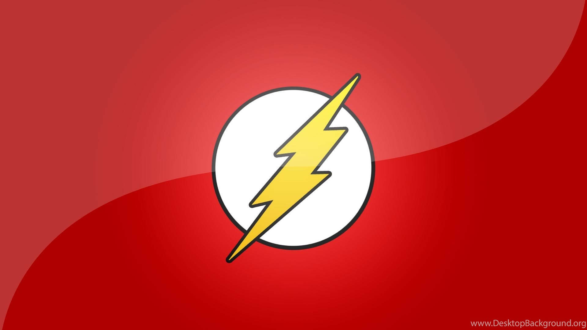 Wallpapers The Flash Symbol Hd 1920x1080 Desktop Background