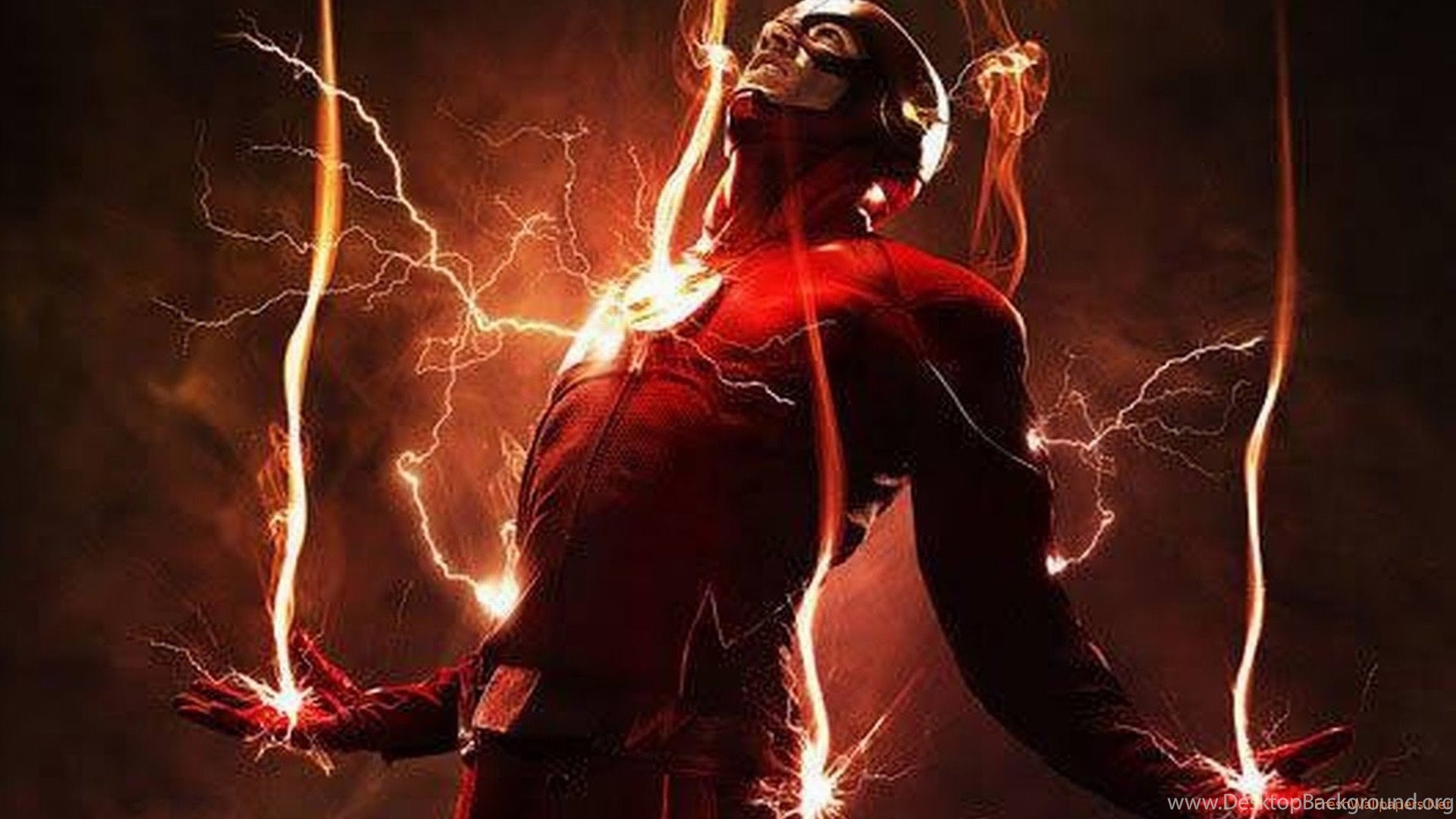 Flash Tv Series Wallpapers Desktop Background