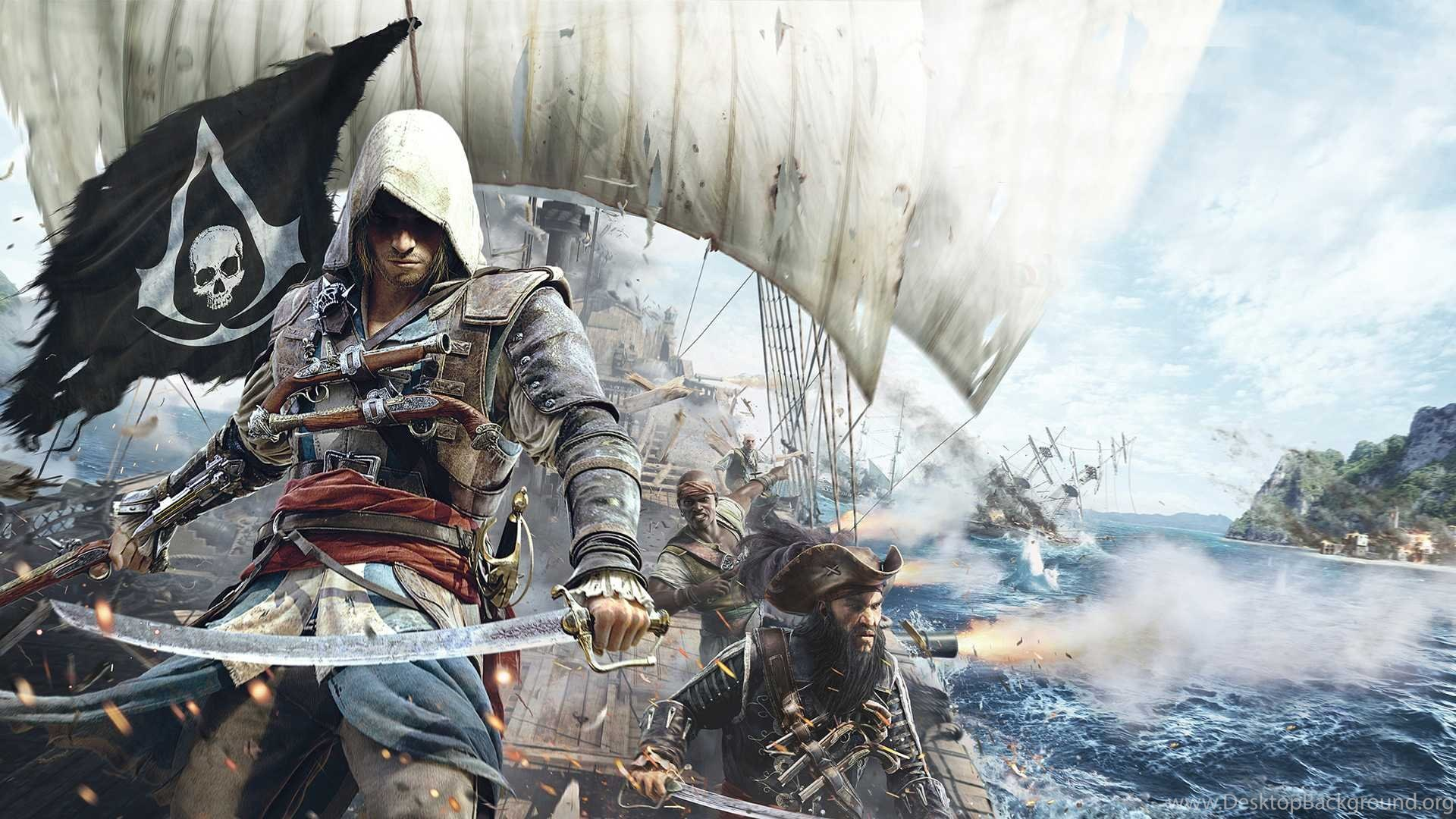 Assassins Creed Black Flag Wallpaper Walleo Co Desktop Background