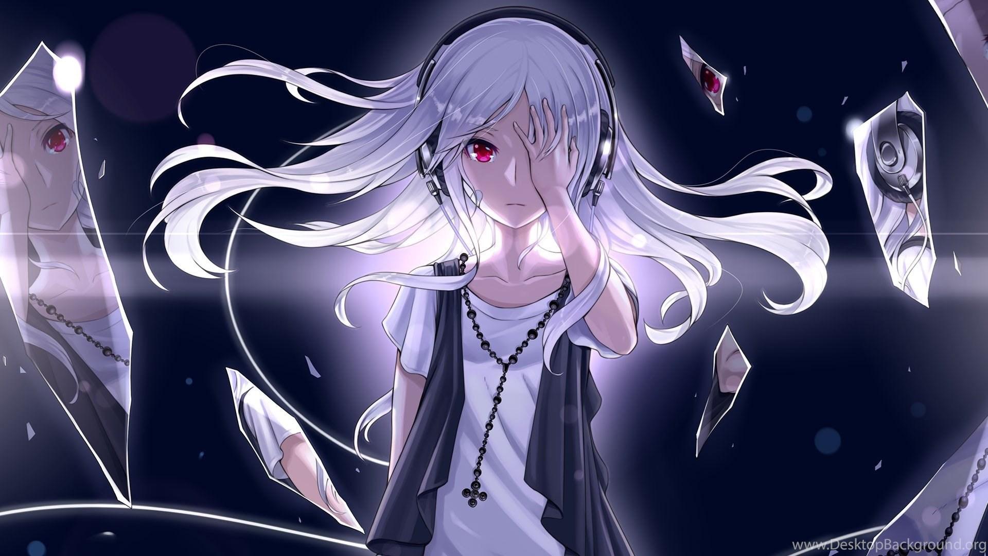 Anime Girl Best Desktop Wallpapers Desktop Background