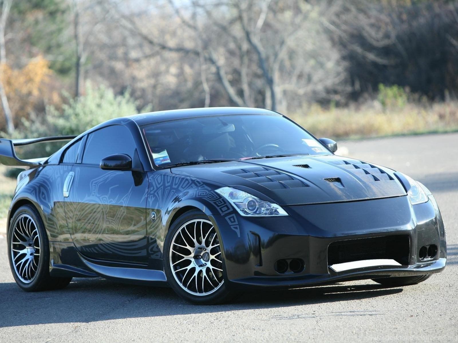 Fast And Furious Nissan 350z Tokyo Drift Cars Wallpapers Desktop Background