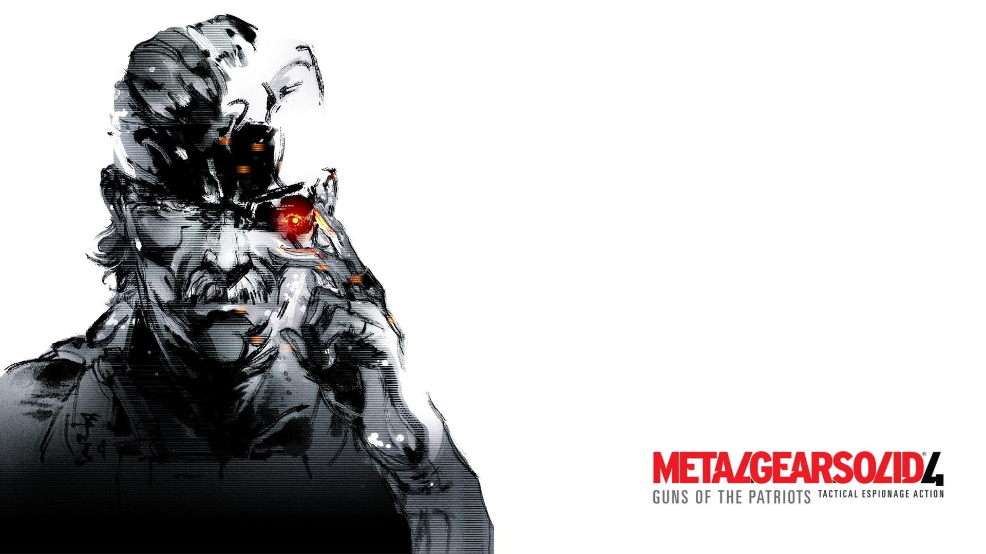 Metal Gear Solid Artwork 1080p Backgrounds Album On Imgur Desktop