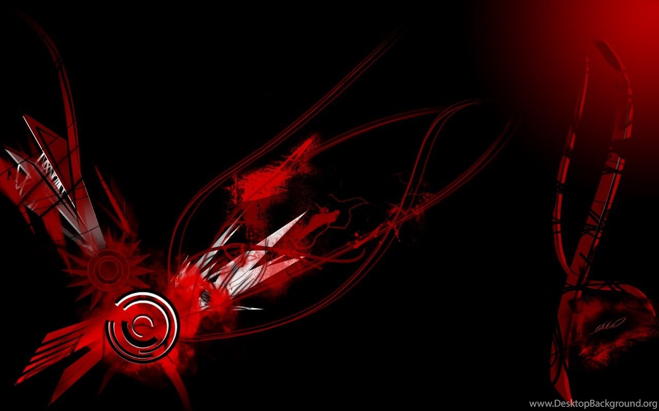 Red And Black Windows 7 Themes Black Red Theme...