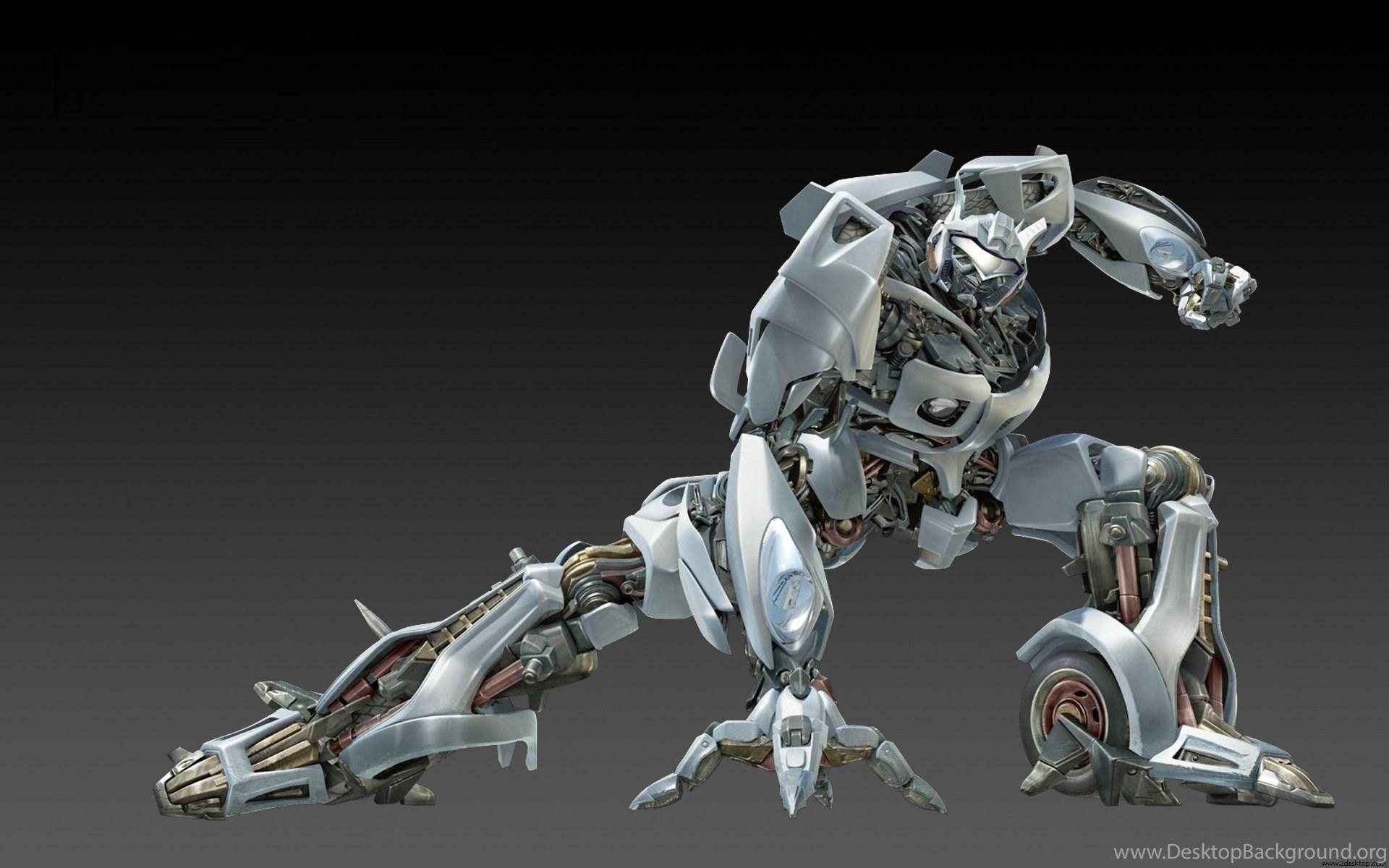 Transformers Jazz Desktop Background