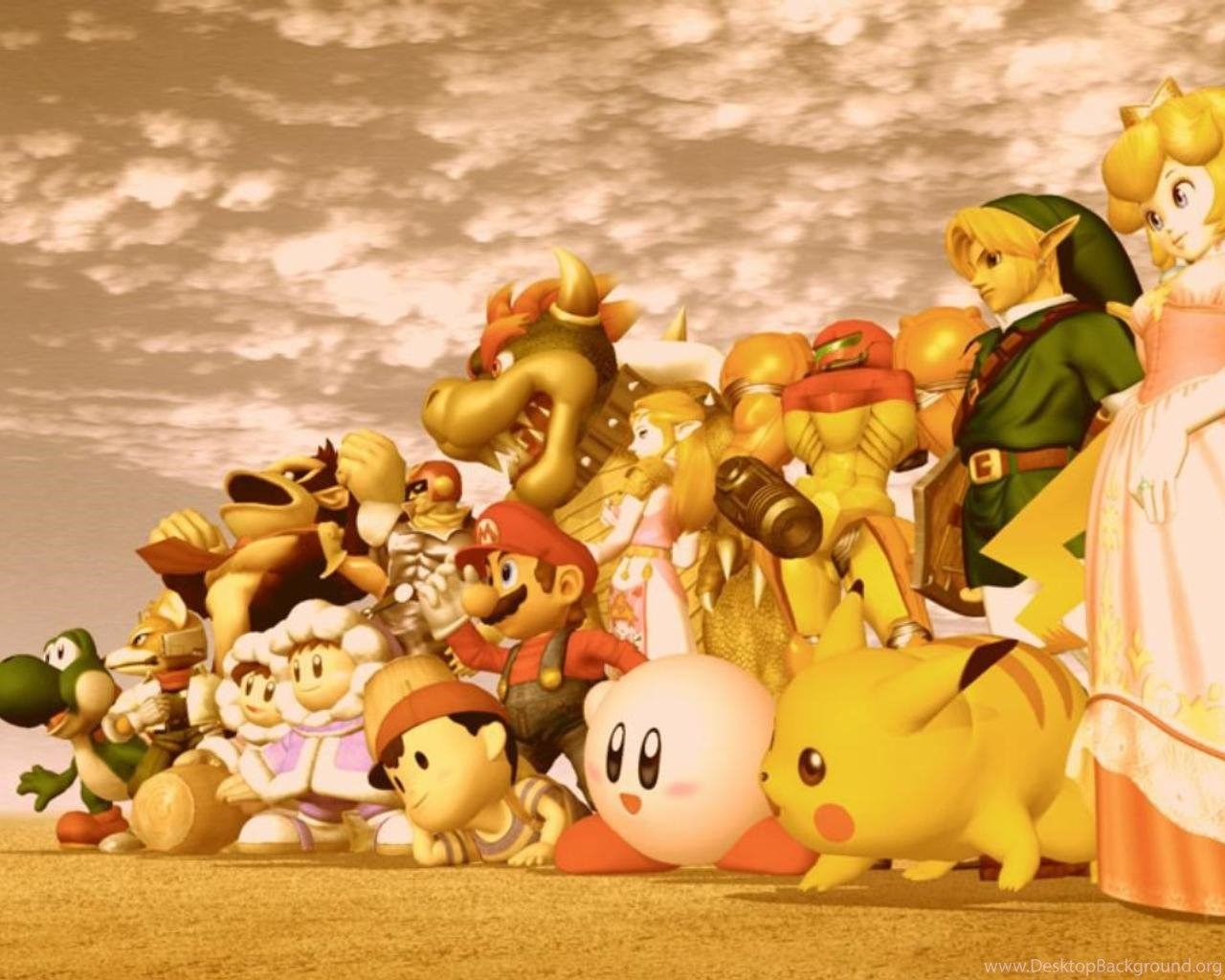 Fonds D Ecran Super Smash Bros Melee Tous Les Wallpapers Super