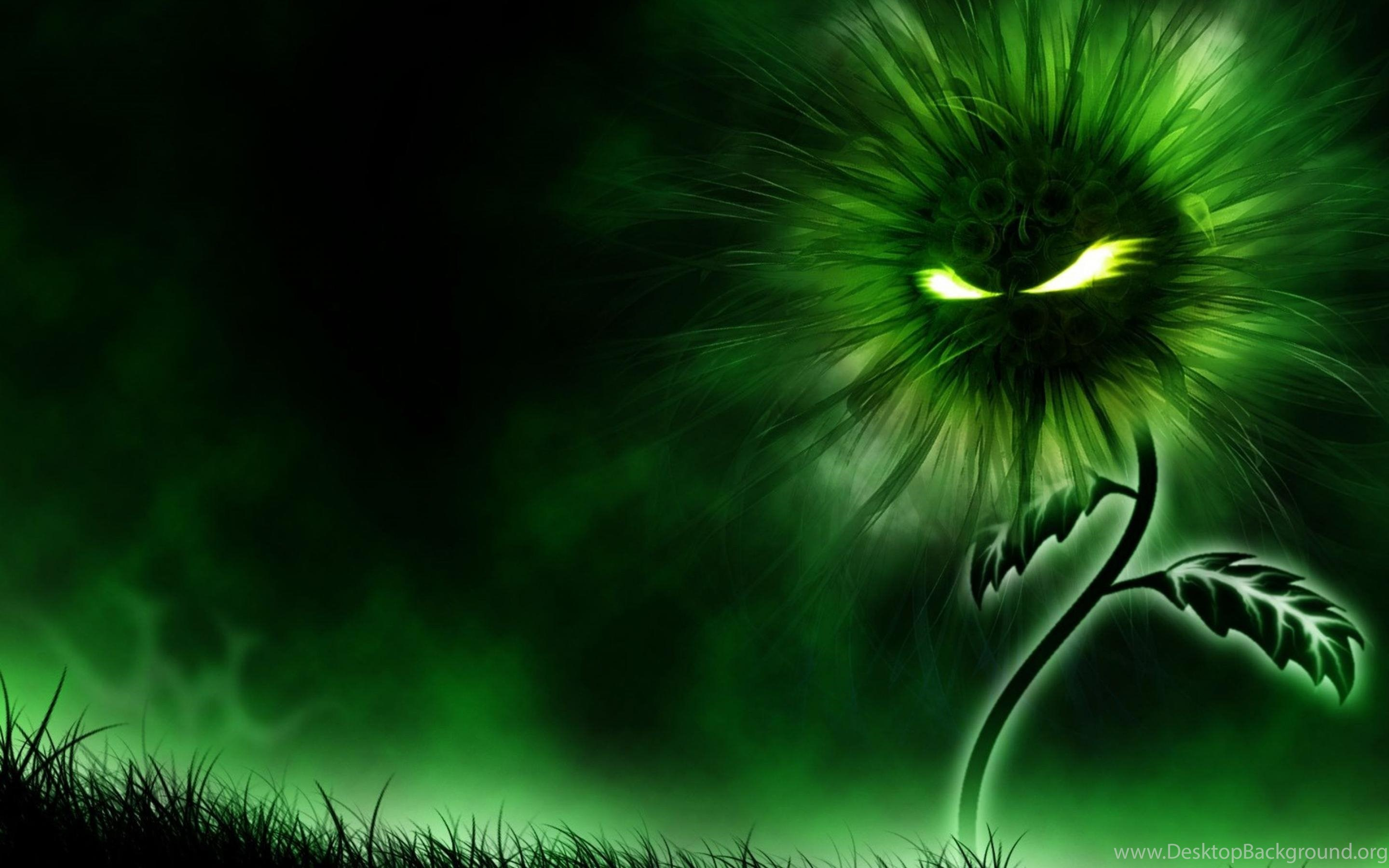 Green High Quality Resolution Wallpapers Abstract