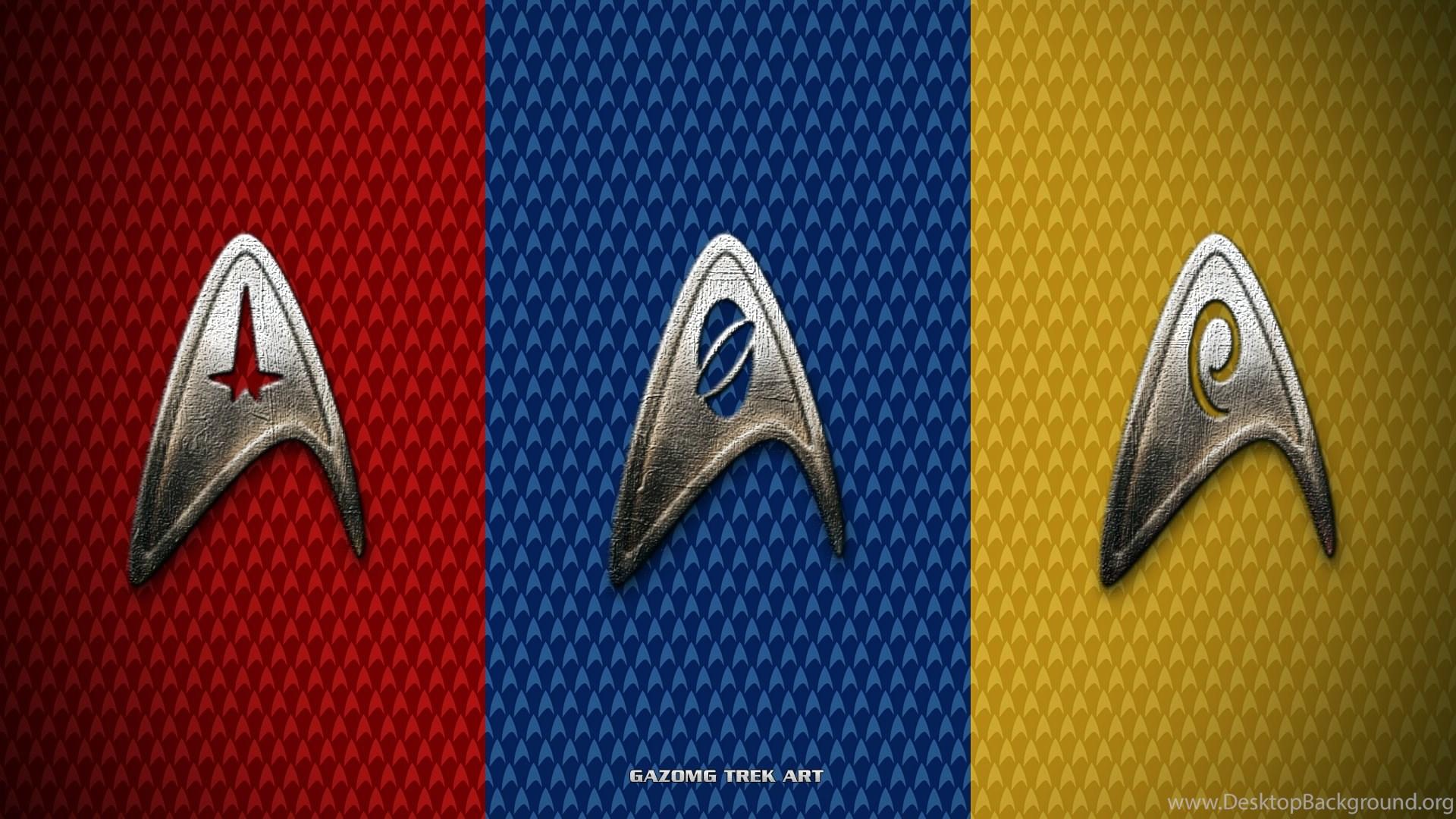 deviantart more like star trek insignia wallpapers by
