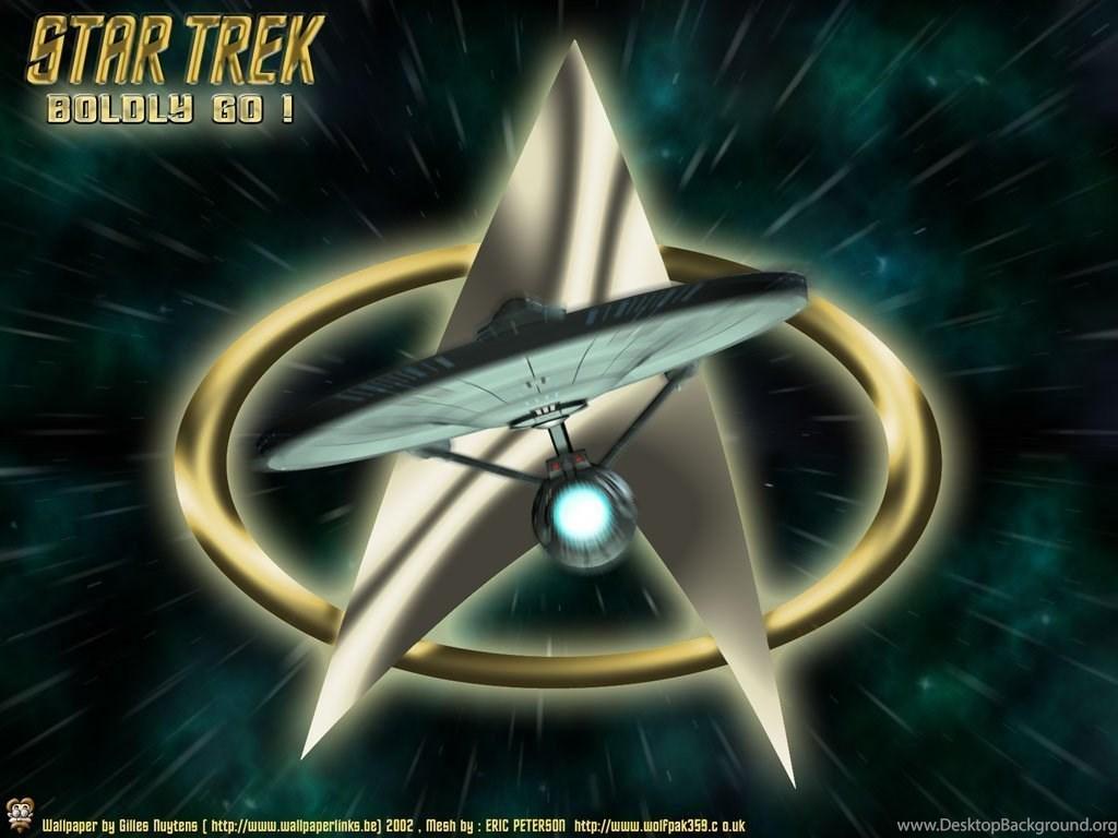 Logo Star Trek The Original Series Wallpapers 3985150