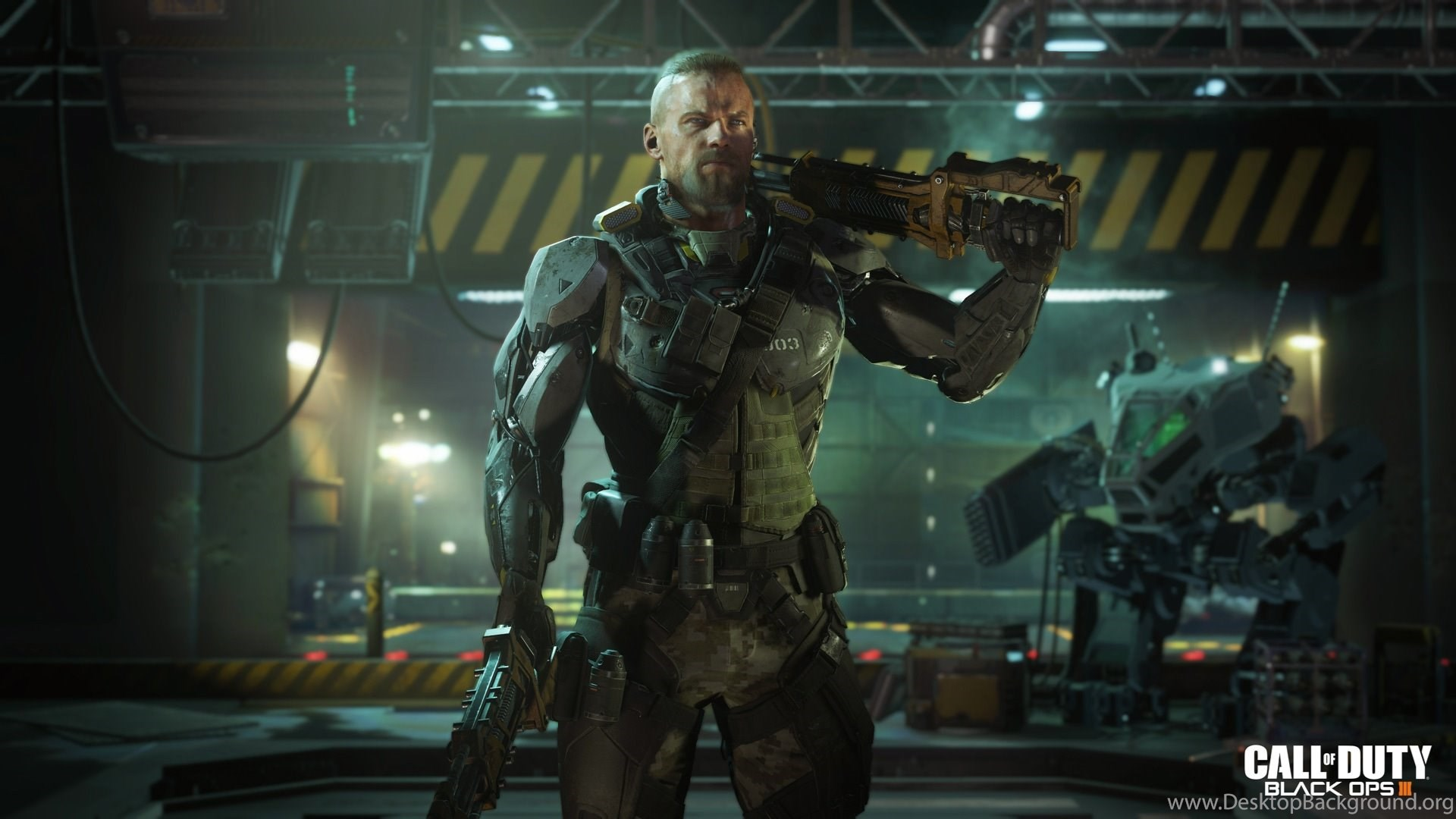 Call Of Duty Black Ops 3 Update 1 05 Is Live For Ps4 Requires 9