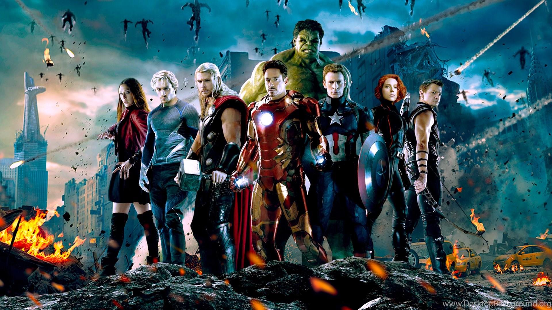 Avengers Age Of Ultron Wallpapers Hd 1080p For Desktop 1920x1080 Desktop Background