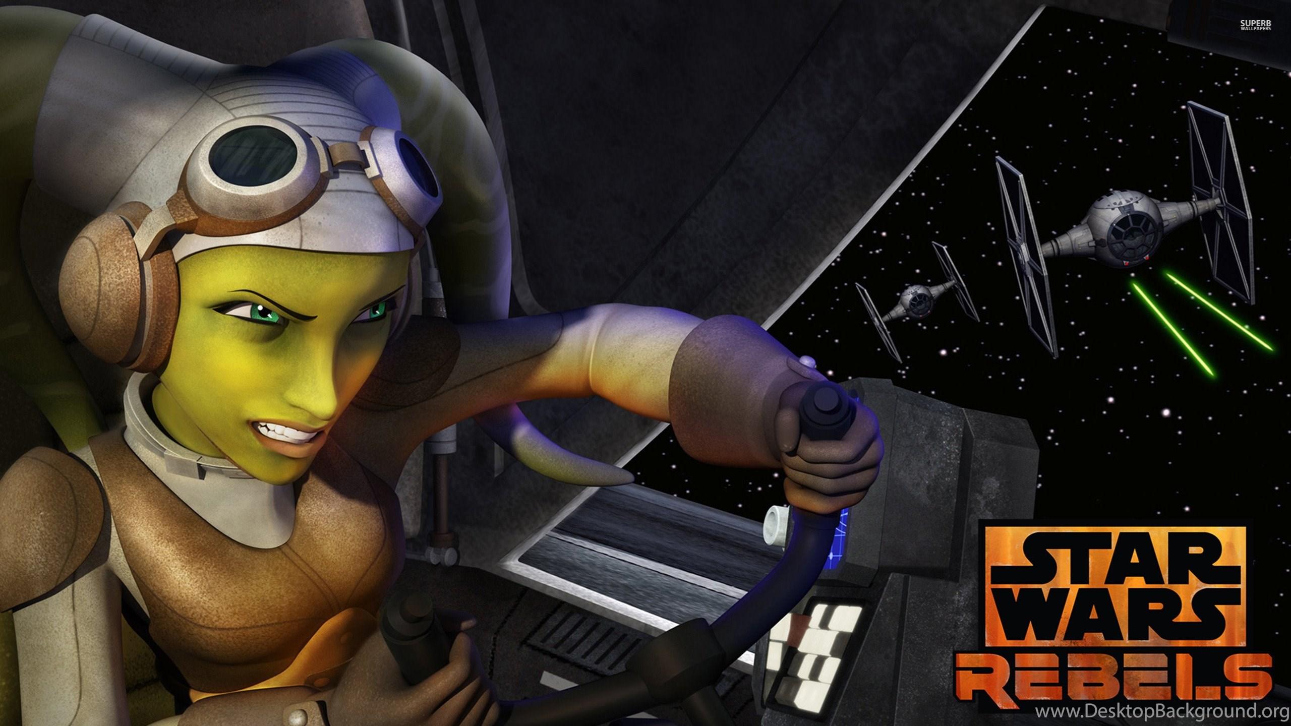 Hera Star Wars Rebels Cartoon Cartoons 2560x1440 Hd Wallpapers