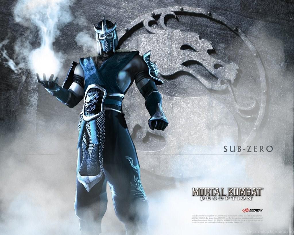 Image Mortal Kombat Deception Sub Zero Wallpaper Jpg Mortal