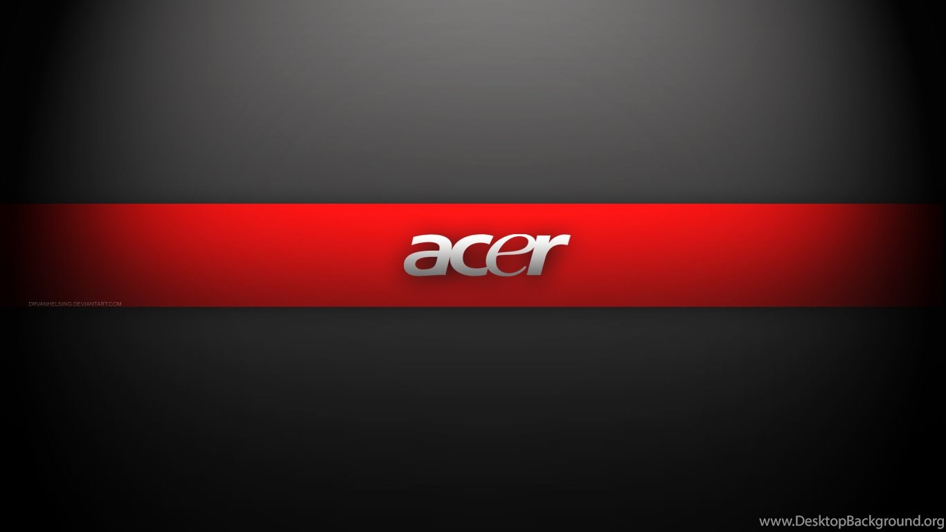 Acer Black N Red Full Hd 1920x1080 Wallpapers Hd