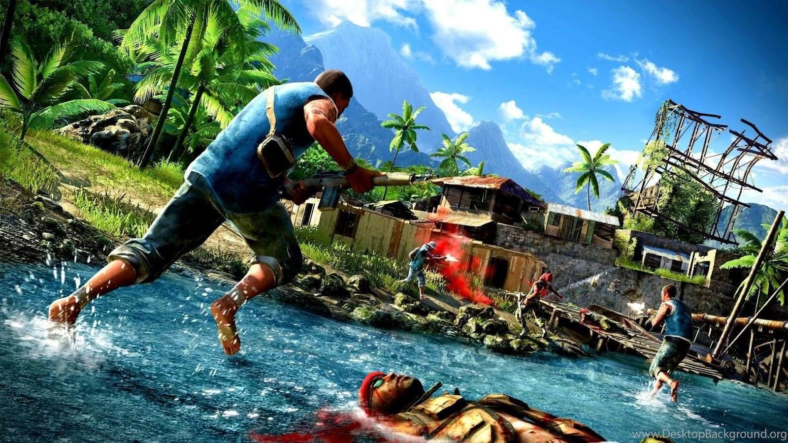 Far Cry 4 Wallpapers Desktop Background