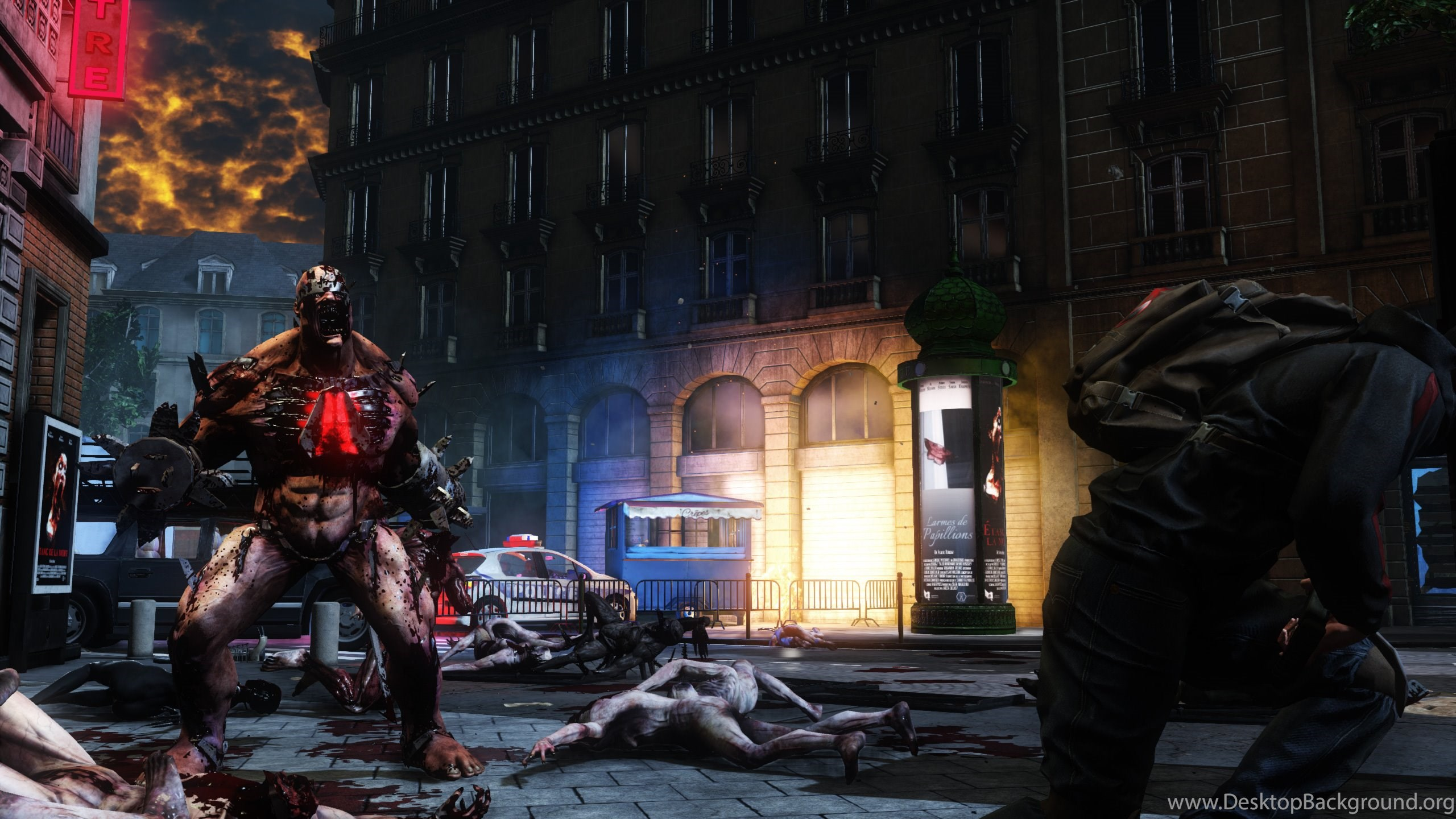 17 Killing Floor 2 Hd Wallpapers Desktop Background