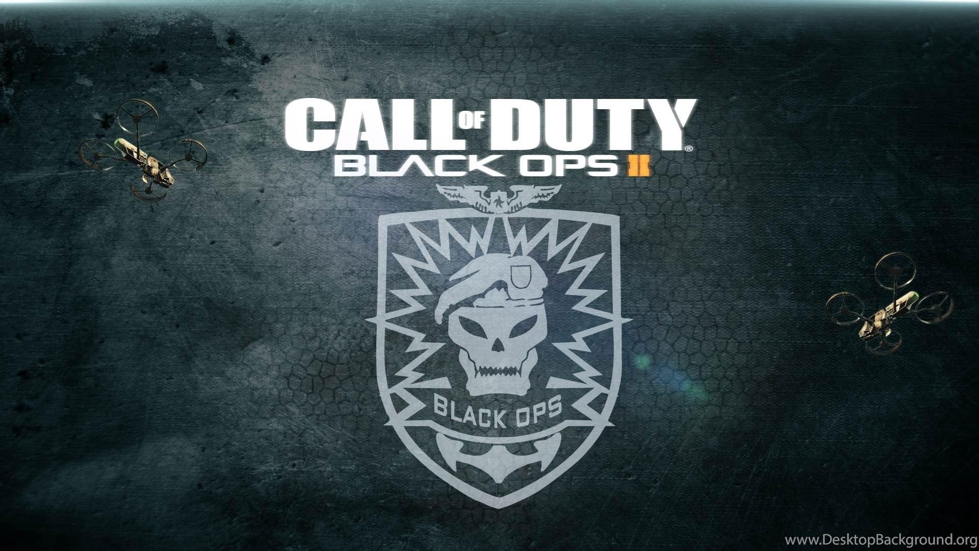 Call Of Duty Black Ops 2 Logo 36342 Wallpapers Palloc Desktop Background