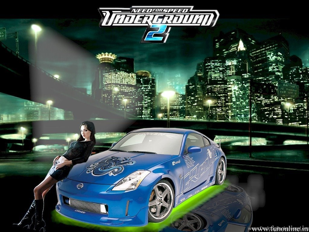 Nfs Underground Racing Game Series Hd Wallpapers Download For Free