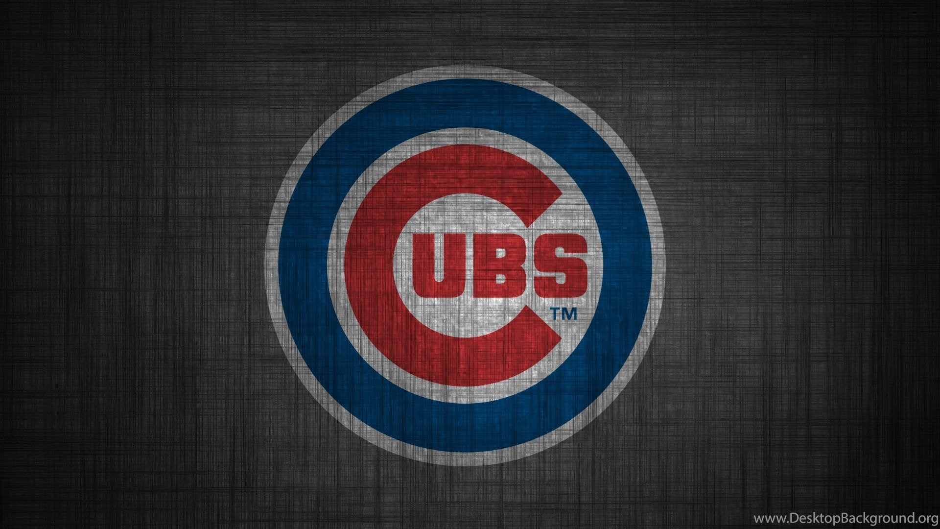 MLB Chicago Cubs Logo Gray Wallpapers HD Free Desktop Backgrounds