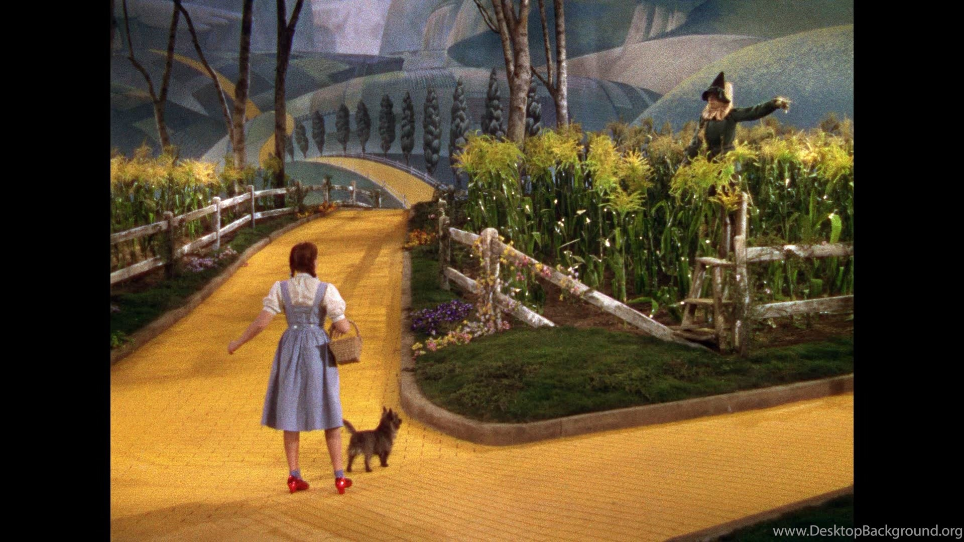 Wallpapers Wizard Of Oz The 1920x1080 Desktop Background