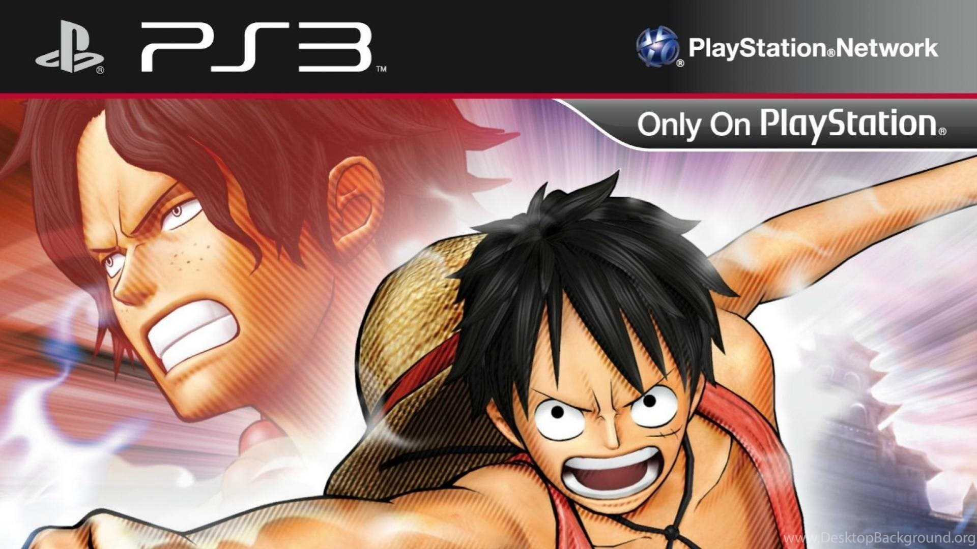 video games one piece (anime) ps3 wallpapers desktop background