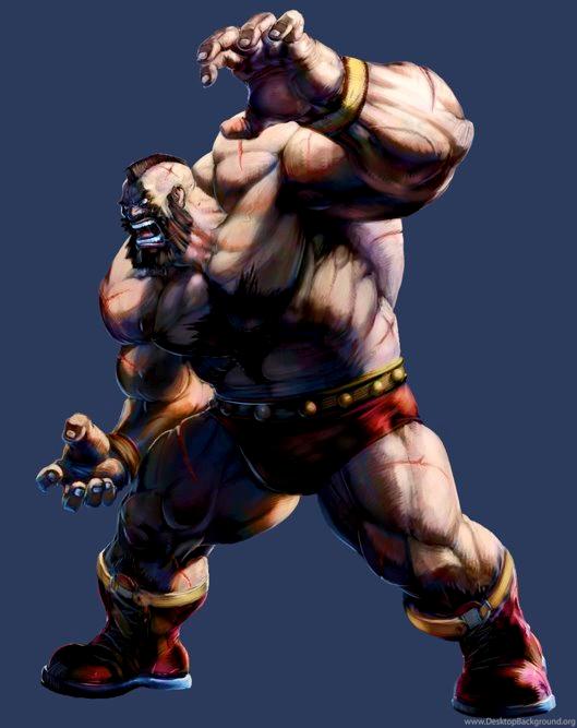 Deviantart More Like Zangief Street Fighter Fan Art By Giaci78