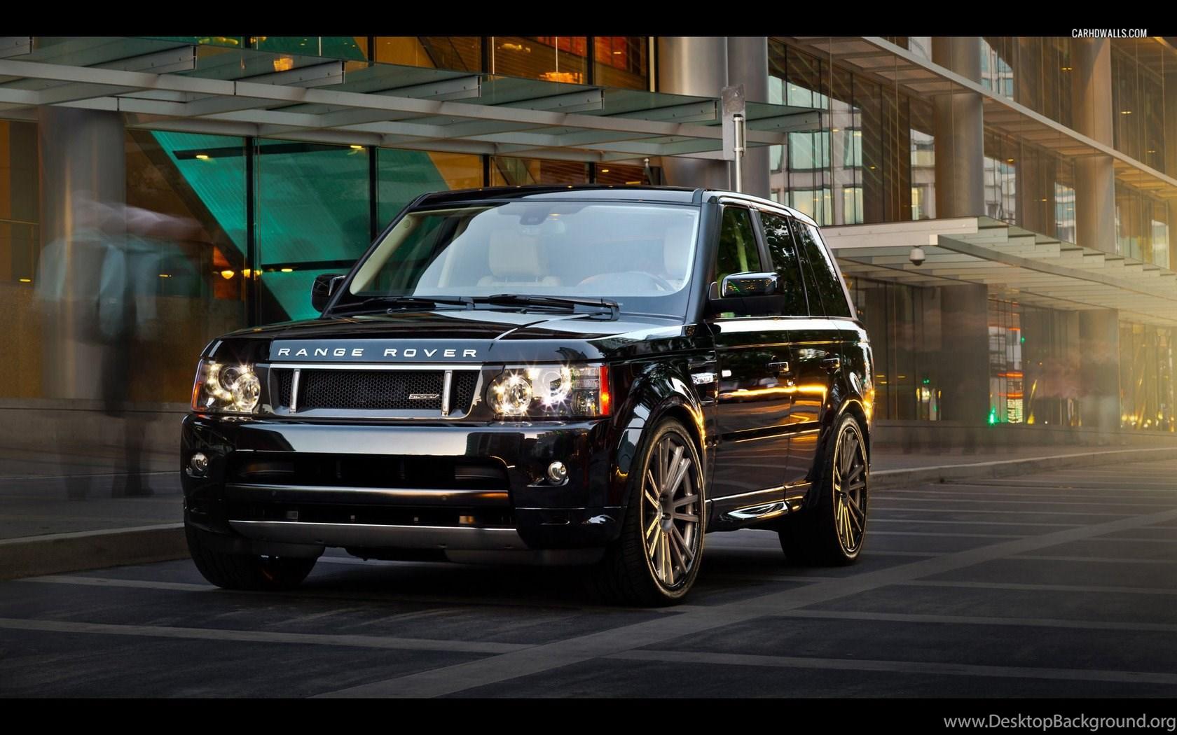 Range Rover Wallpapers Desktop Background