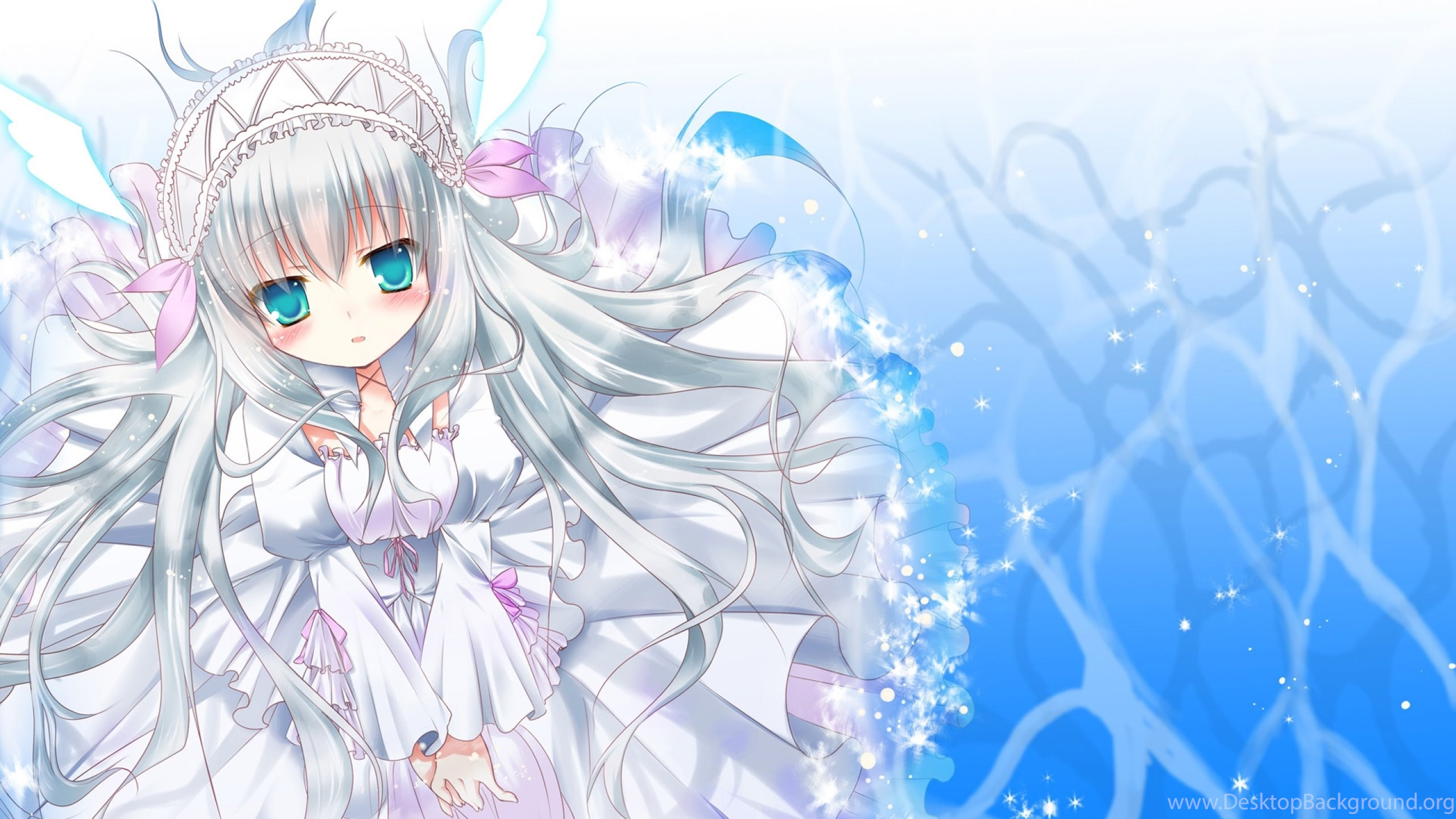Download wallpapers 2560x1440 anime girl cute - Cute anime girl wallpaper download ...