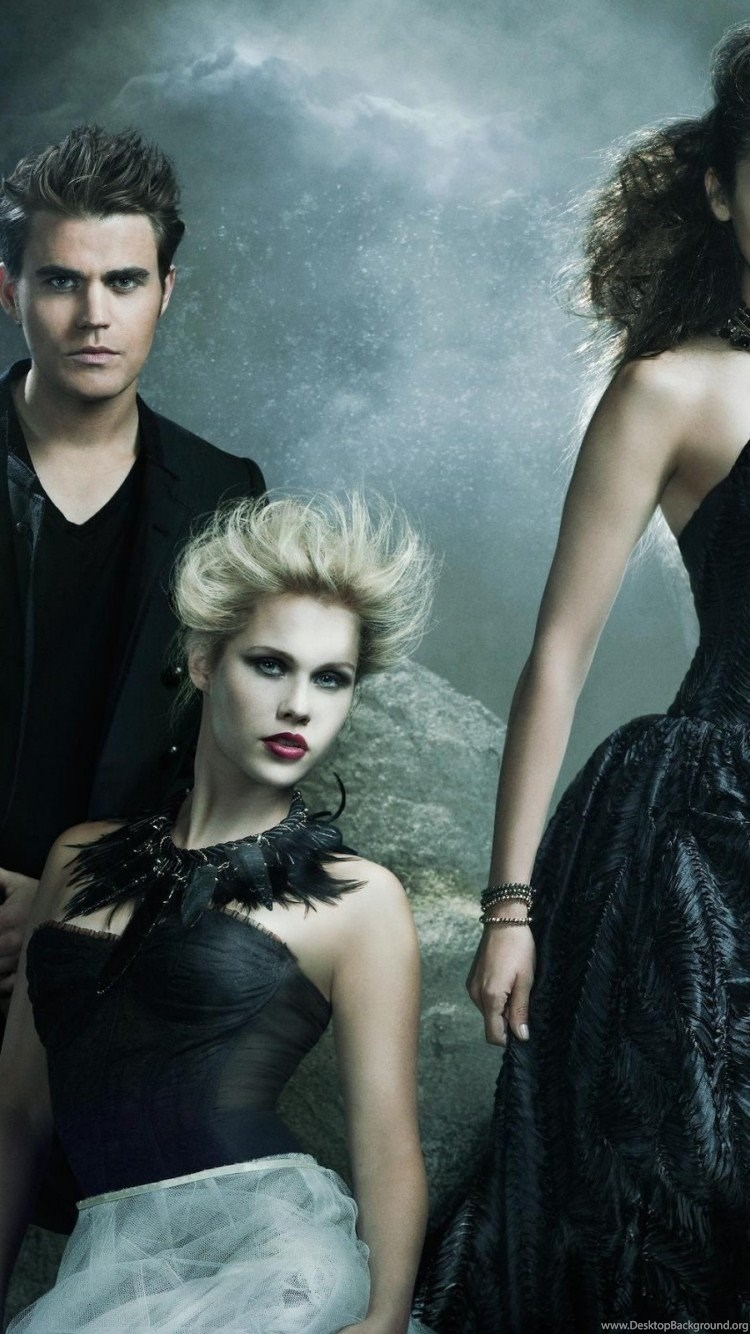 The Vampire Diaries 2015 iPhone 6 Wallpapers HD Wallpapers ...