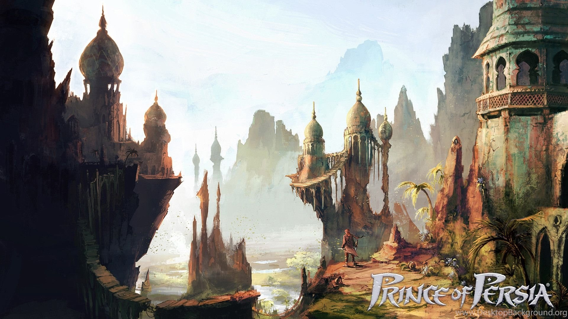 Prince Of Persia 2008 Wallpapers Wallpapers Cave Desktop Background