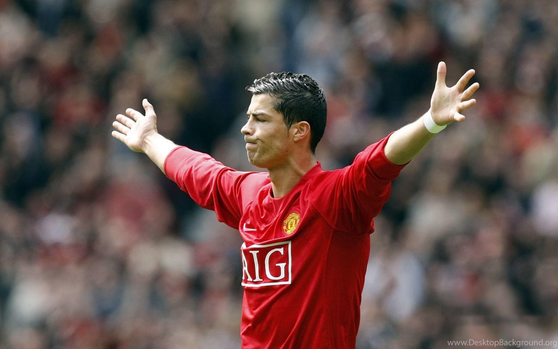 Cristiano Ronaldo Manchester United Wallpapers For Widescreen