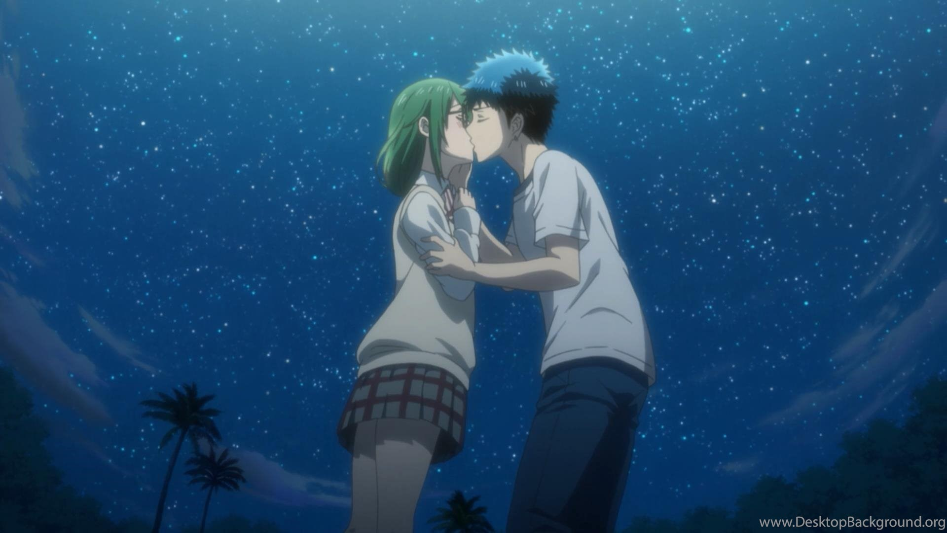 Wallpapers Yamada Kun And The Witches Horriblesubs Seven P Mkv