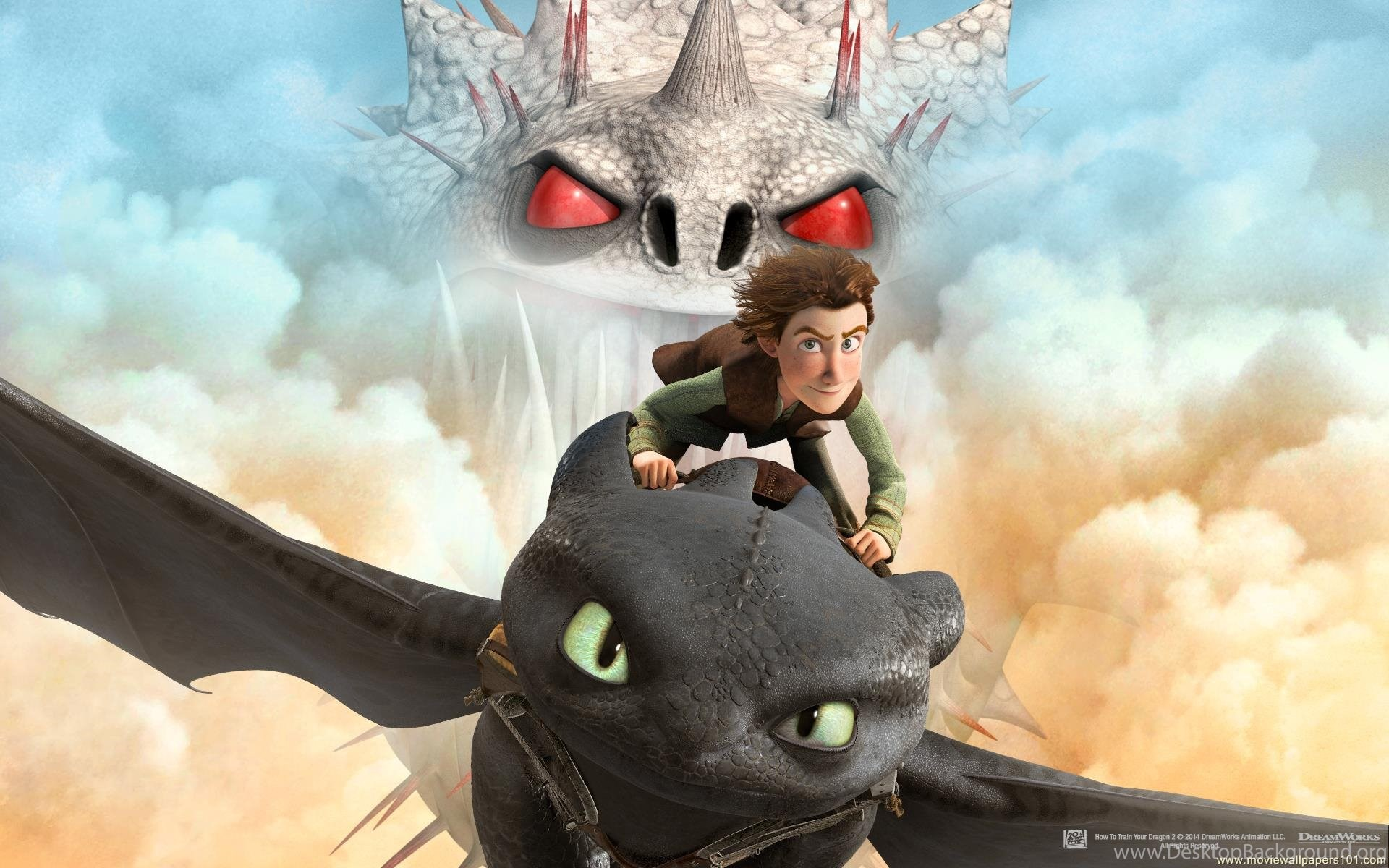 How To Train Your Dragon 2 Wallpapers 1680x1050 Desktop Background