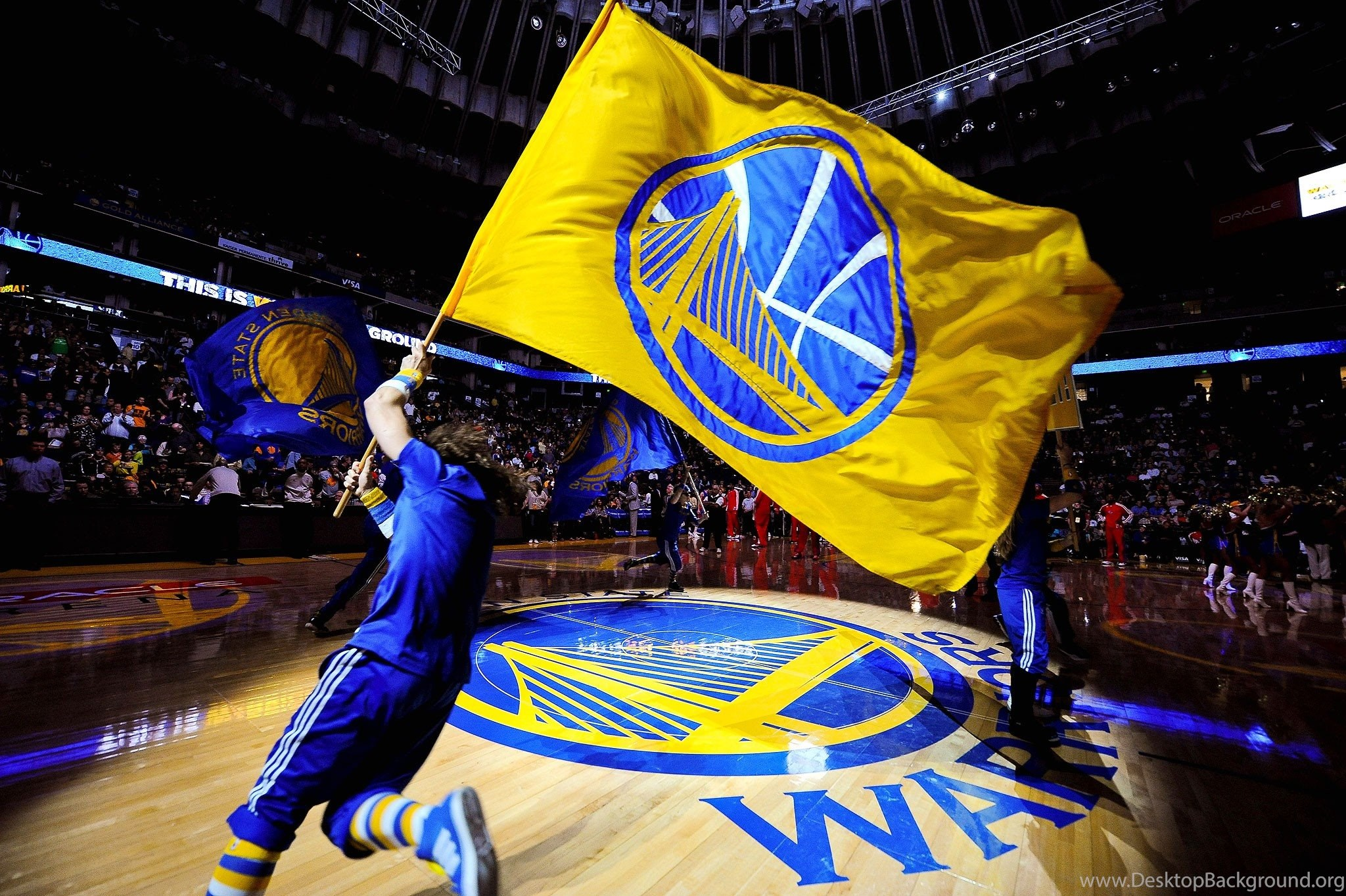 Golden State Warriors Backgrounds Wallpapers