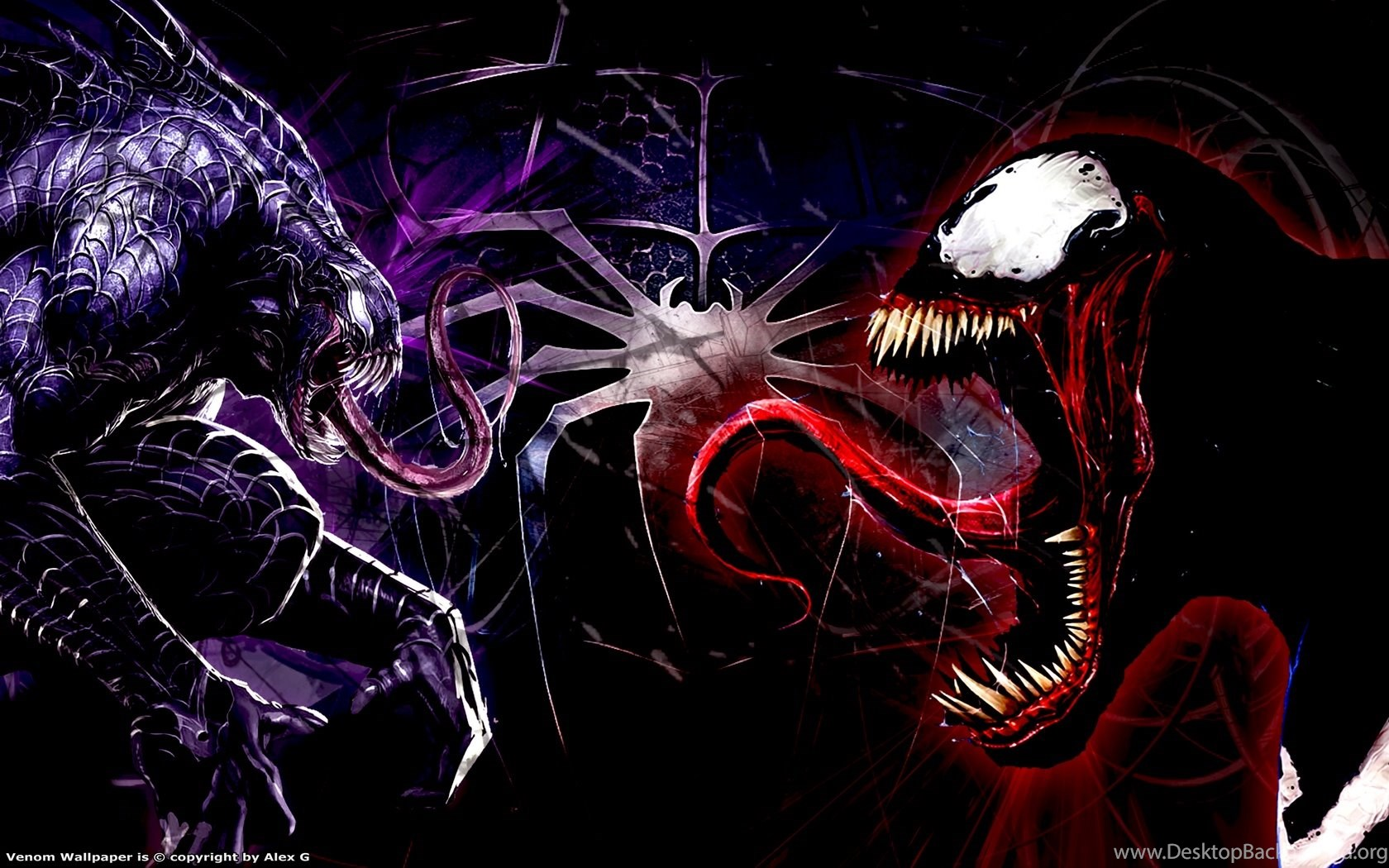 Venom Wallpapers Pictures Images: Venom Vs Carnage Wallpapers
