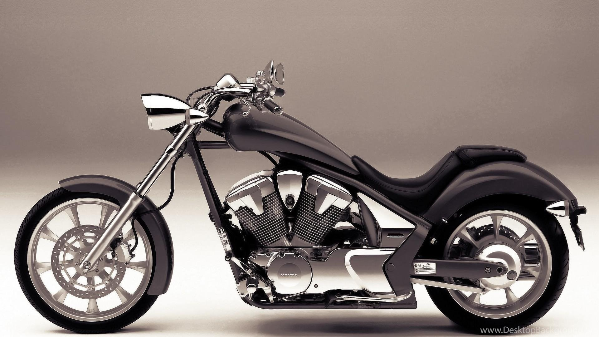 white honda engines chrome motorbikes vtx1300 bikers wallpapers