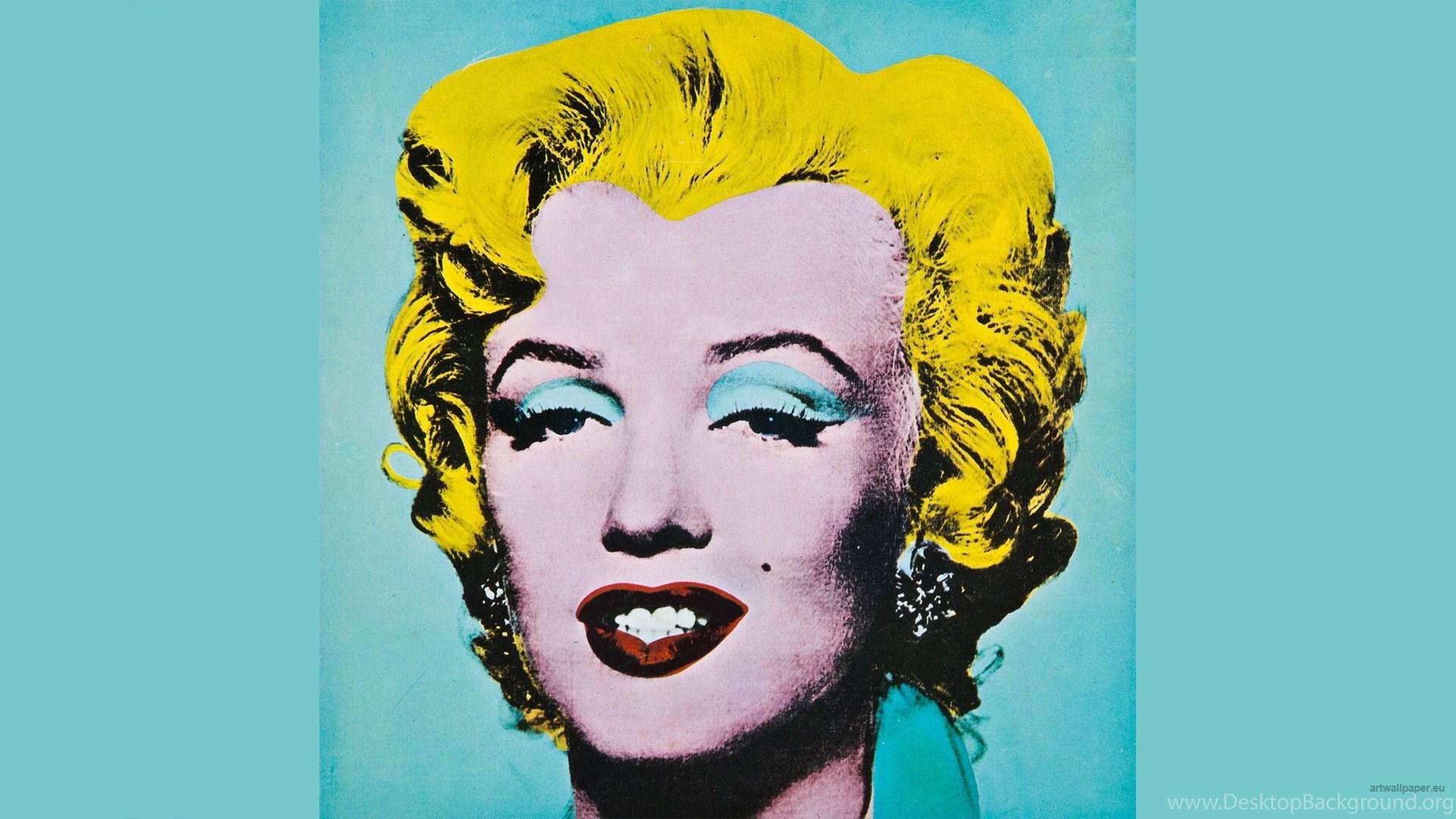 Andy Warhol Wallpapers Pop Art Wallpapers Desktop Background