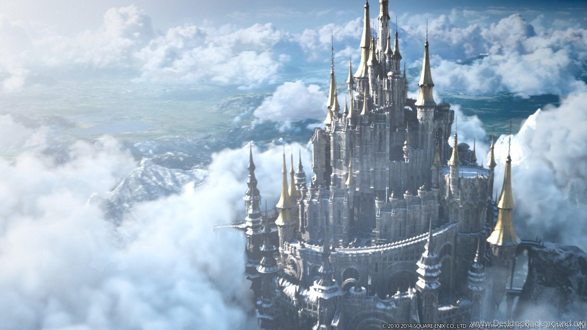 Final Fantasy Xiv Heavensward Hd Wallpapers 5 Classywallpapers