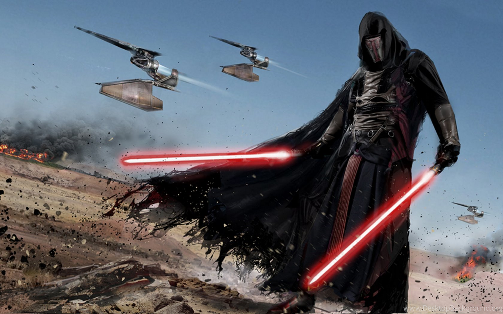 6 Star Wars Knights Of The Old Republic Hd Wallpapers Desktop